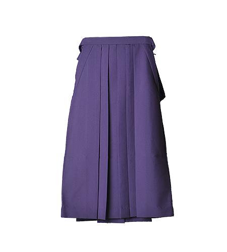 紫 / 無地 / 87cm