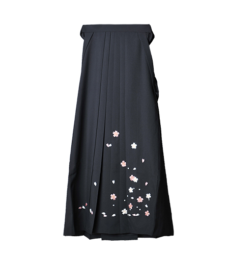 黒 / 刺繍 / 99cm