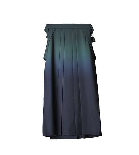 緑×青 / グラデーション / 87cm