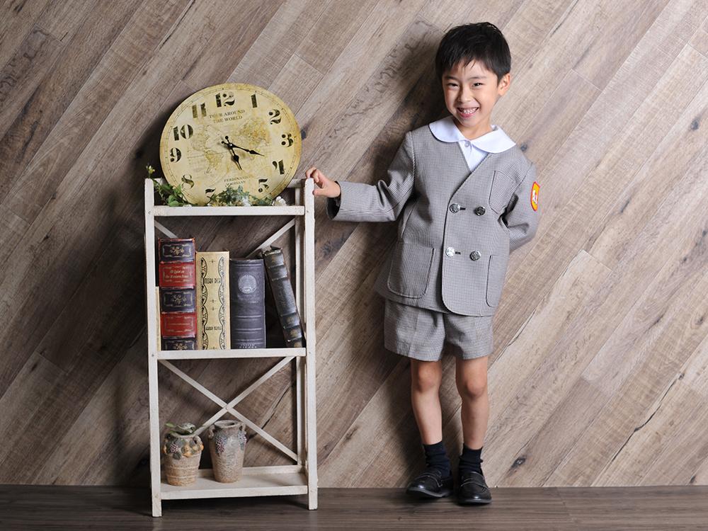 男の子 園服