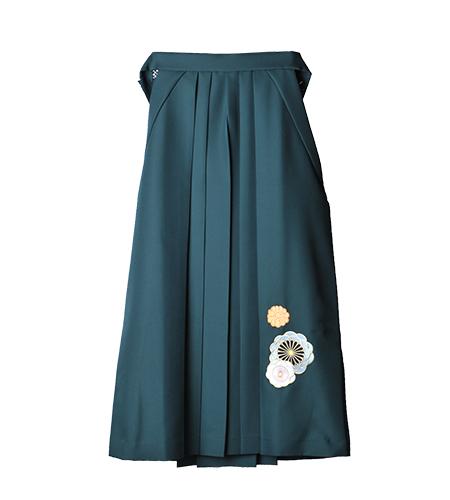 緑 / 刺繍 / 98cm