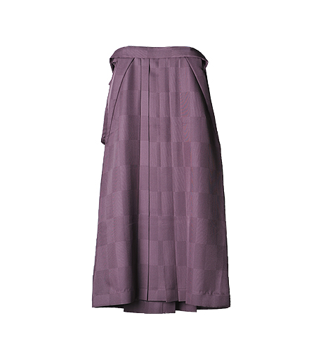 紫 / 市松 / 91cm