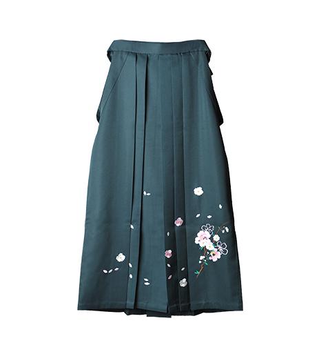 緑 / 刺繍 / 95cm