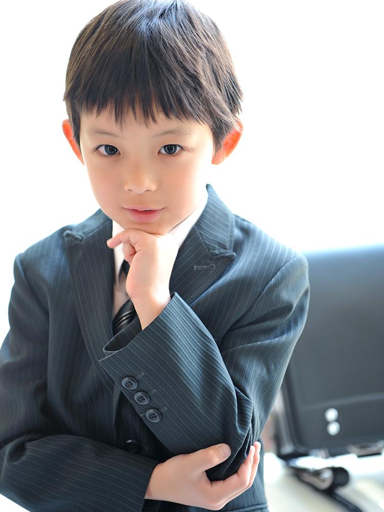 入学・男の子 スーツ