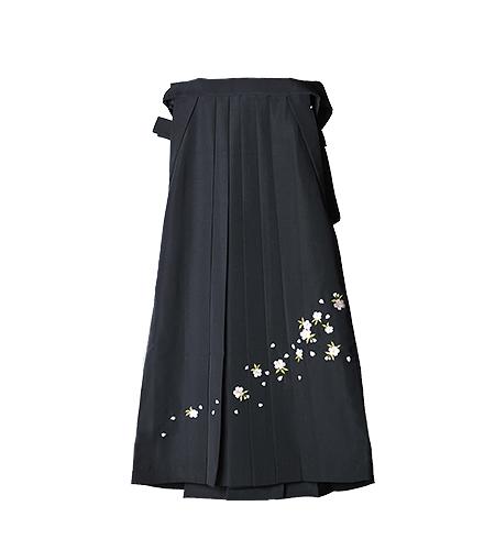 黒 / 刺繍 / 91cm
