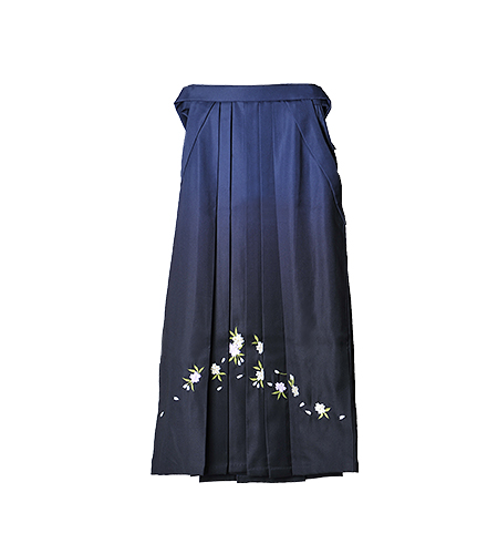 紺 / 刺繍 / 85cm