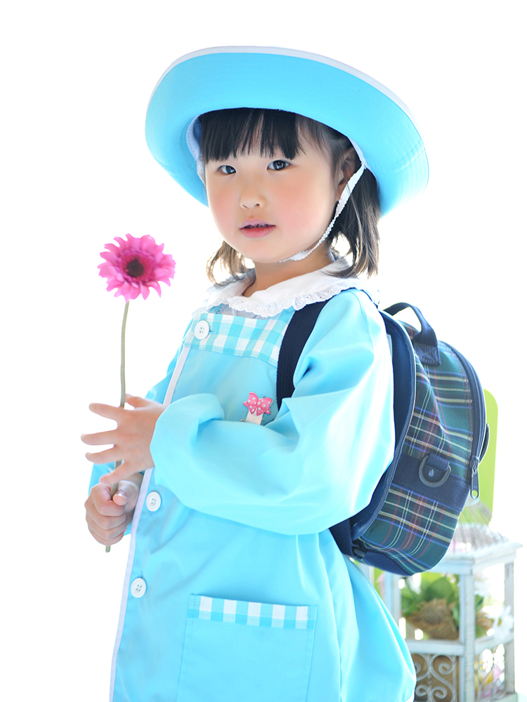 入園・女の子 園服