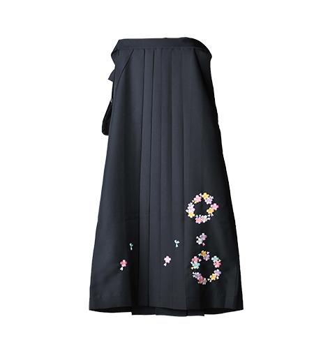 黒 / 刺繍 / 95cm