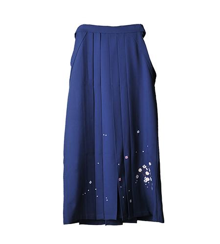 紺 / 刺繍 / 98cm