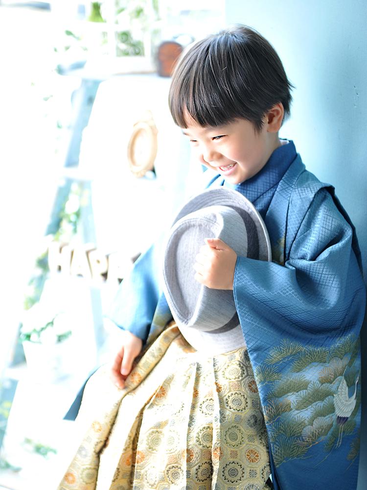 七五三 5歳 男の子 着物