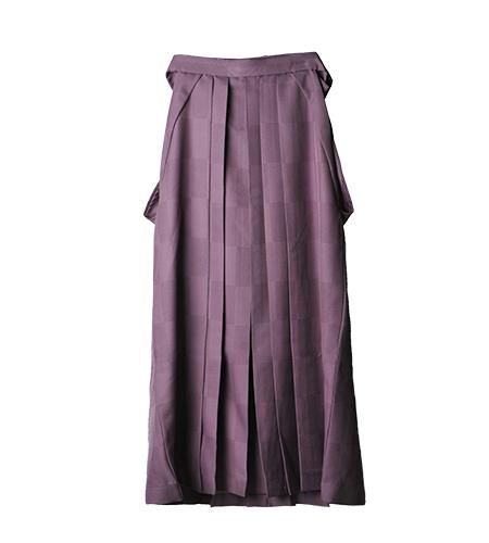 紫 / 市松 / 99cm
