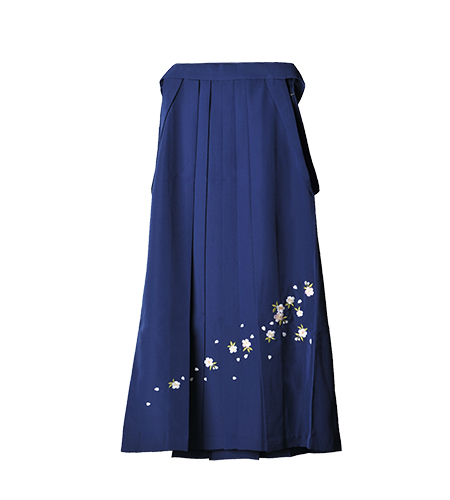 紺 / 刺繍 / 95cm
