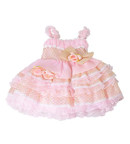 洋装 / ドレス / 80cm / ピンク / 女の子