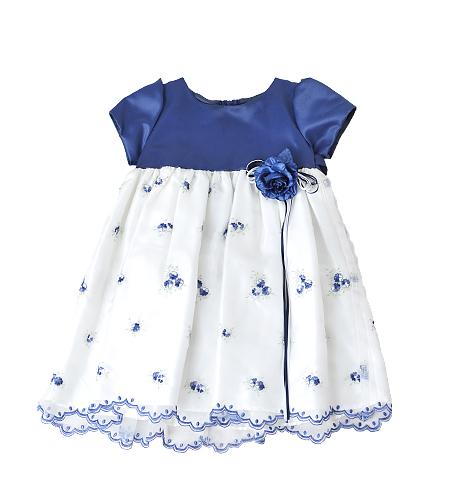 洋装 / ドレス / 100cm / 紺 / 女の子