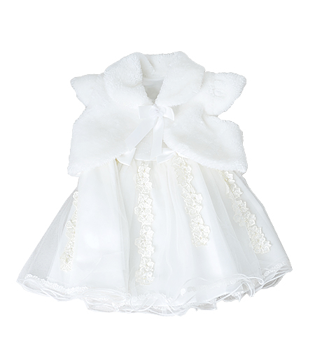 洋装 / ドレス / 100cm / 白 / 女の子