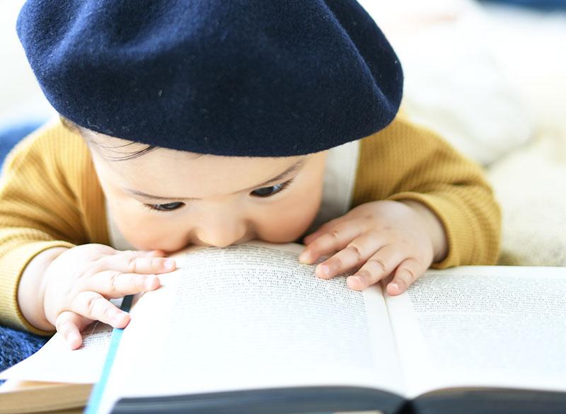ハーフバースデー 男の子 カジュアル衣裳 ベレー帽
