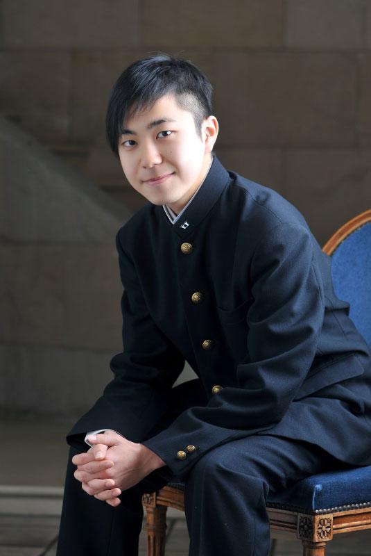 高校 卒業記念 男の子 制服