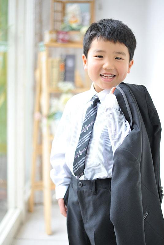 小学校 入学記念 男の子 かっこいい