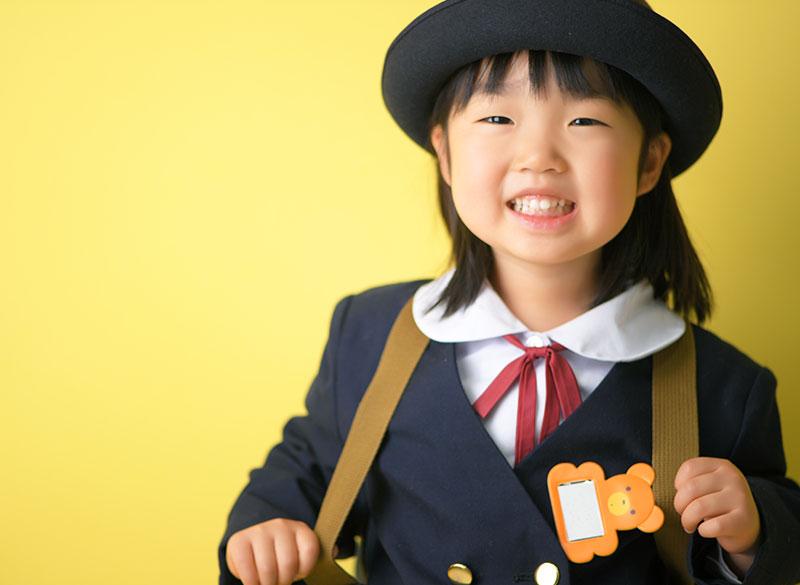 幼稚園 入園記念 女の子 園服 かわいい