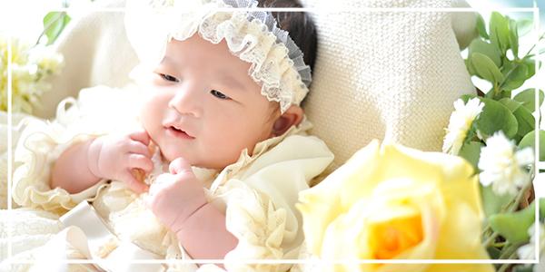 お宮参り 赤ちゃん ベビードレス